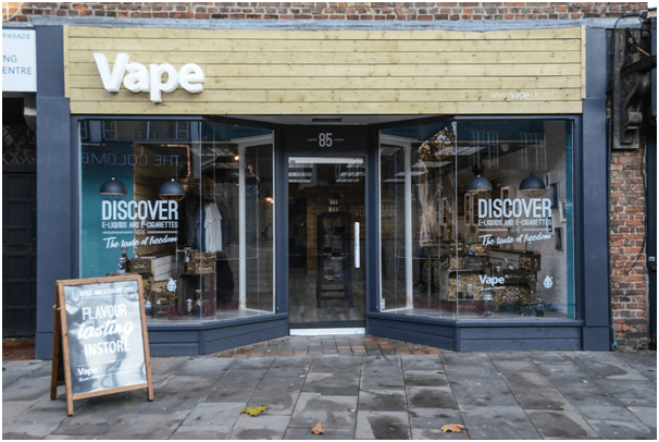 vaping sector